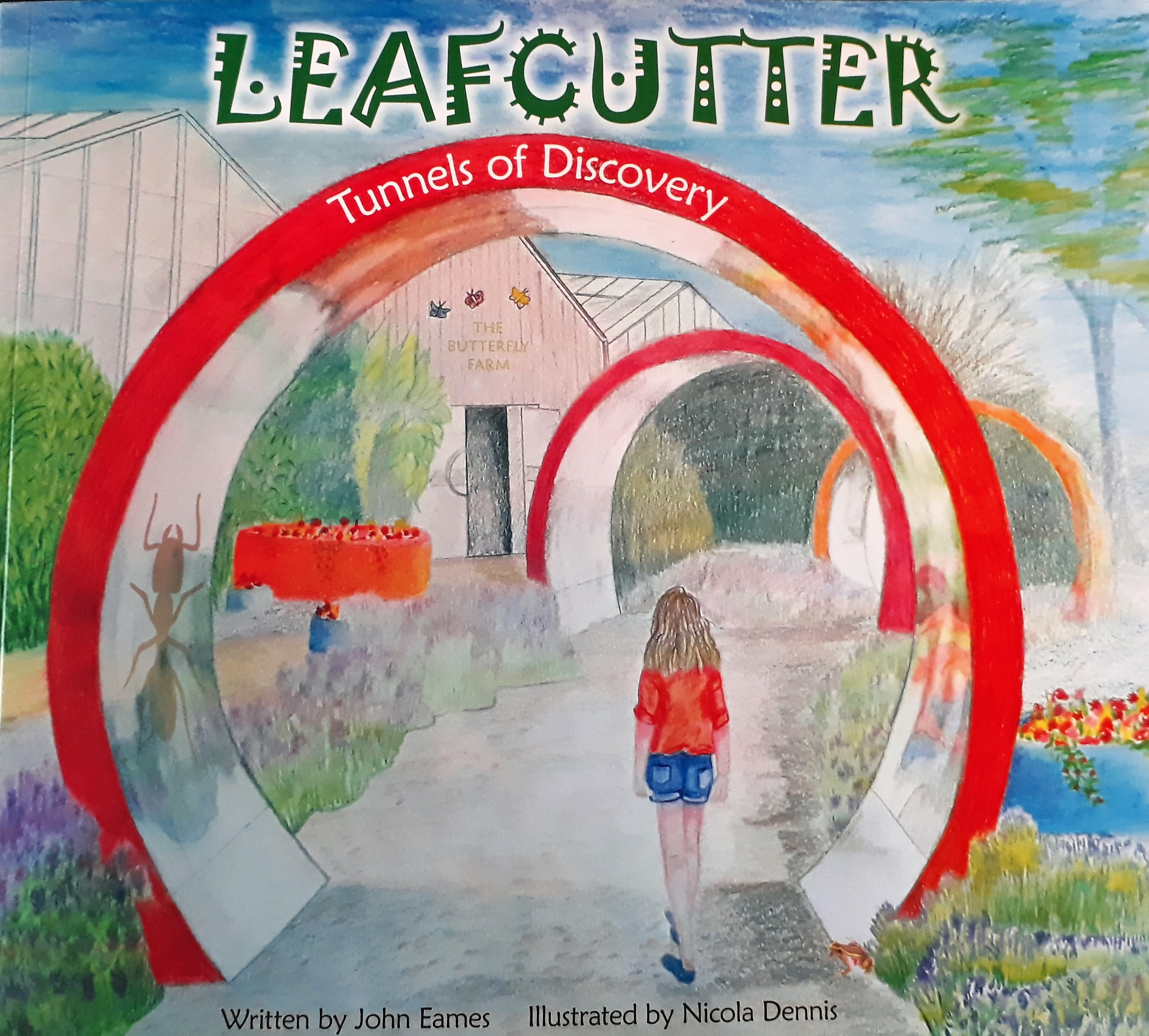 Leafcutter-Tunnels of Discovery