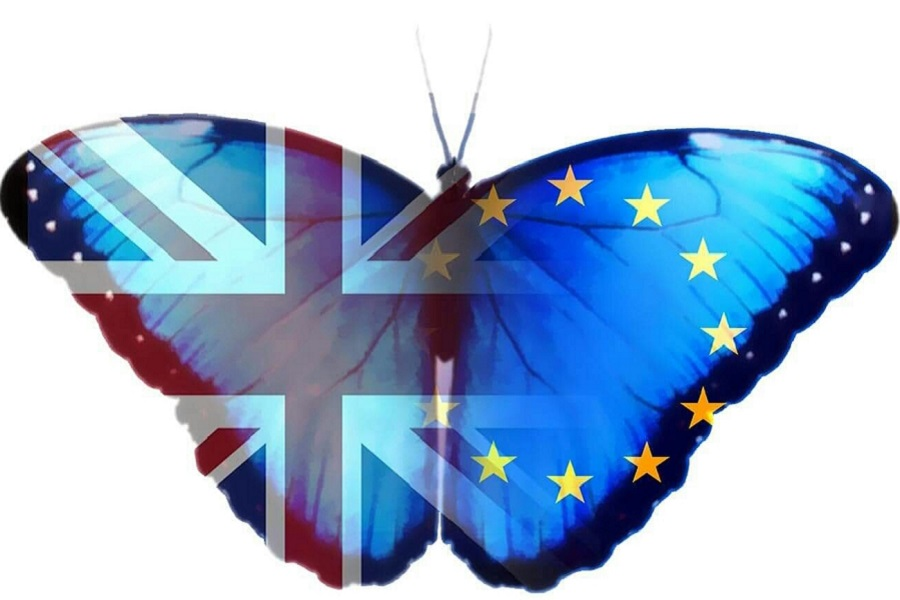 butterfly brexit